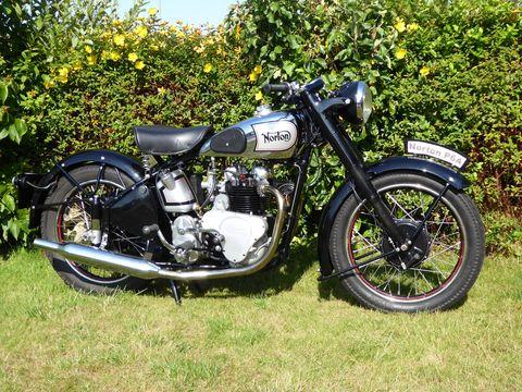 1948 norton 500cc jack moore prototype