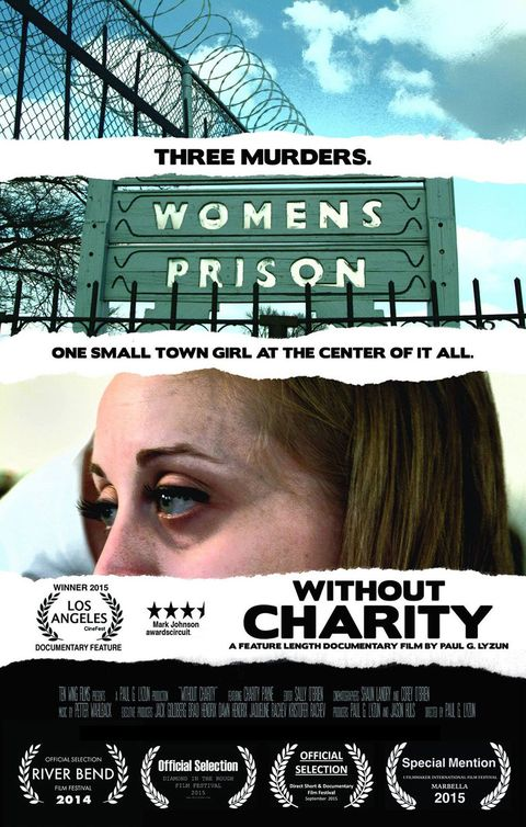 without charity poster