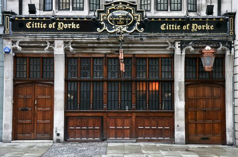 Cittie of yorke pub
