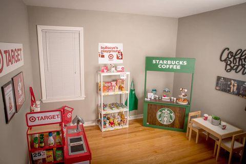 Room, Furniture, Interior design, House, Building, Shelf,