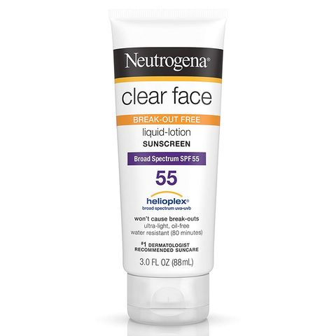 best spf for face