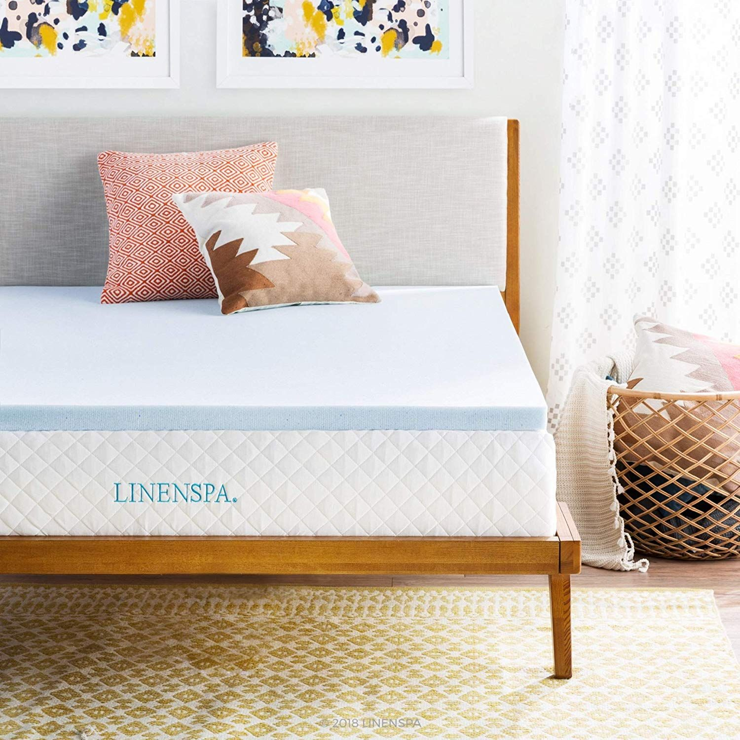 7 Top-Rated Mattress Toppers, According to Textile Scientists