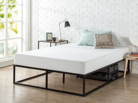 Why People Love This Cheap Frame on Amazon - Zinus Bed Frame Review