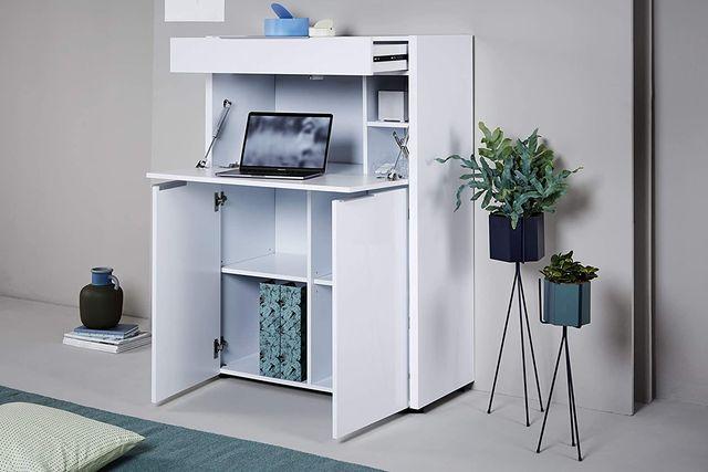 escritorio camuflado