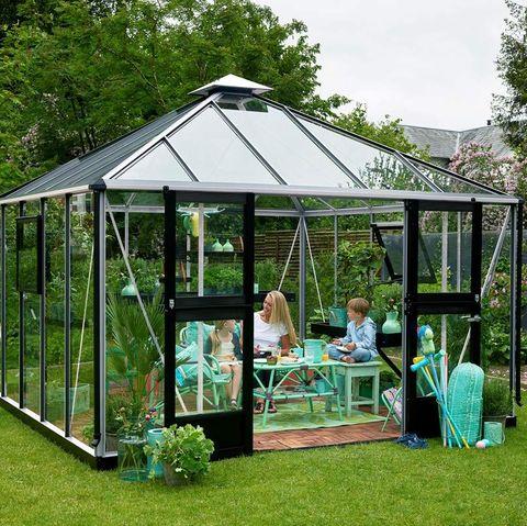 amazon greenhouse