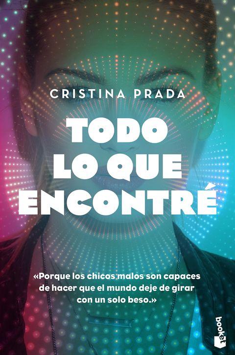 Todo lo que encontré, Cristina Prada, libro