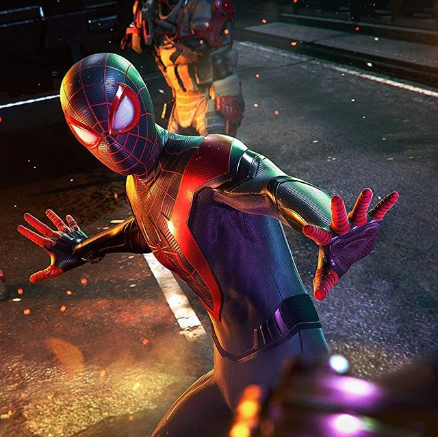 marvel's spider man for playstation 5