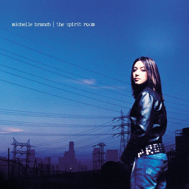 michelle branch on the magic of making 'the spirit room'