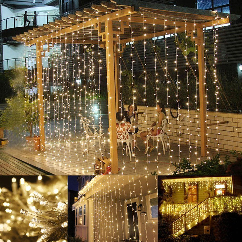 Put Christmas Lights In The Lanterns Home Decoratingfoyers And 25 Light Sequencer Using Xmas Lamps 50 Outdoor Decoration Ideas Stylish Outside Decorating For Your Yard