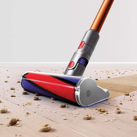 Floor, Household cleaning supply, Vacuum cleaner, Household supply, Flooring, Carpet sweeper,