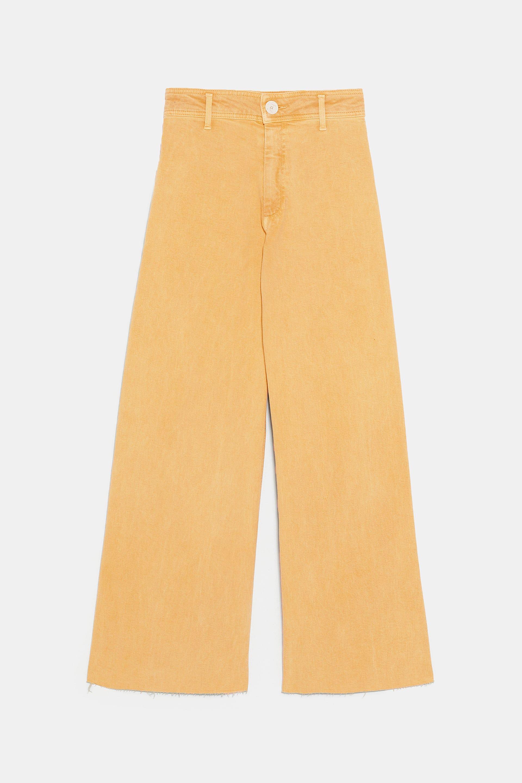 Sara Carbonero tiene los pantalones de Zara que prometen