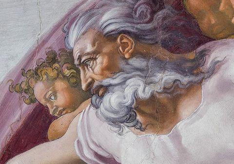 西斯汀禮拜堂壁畫全集