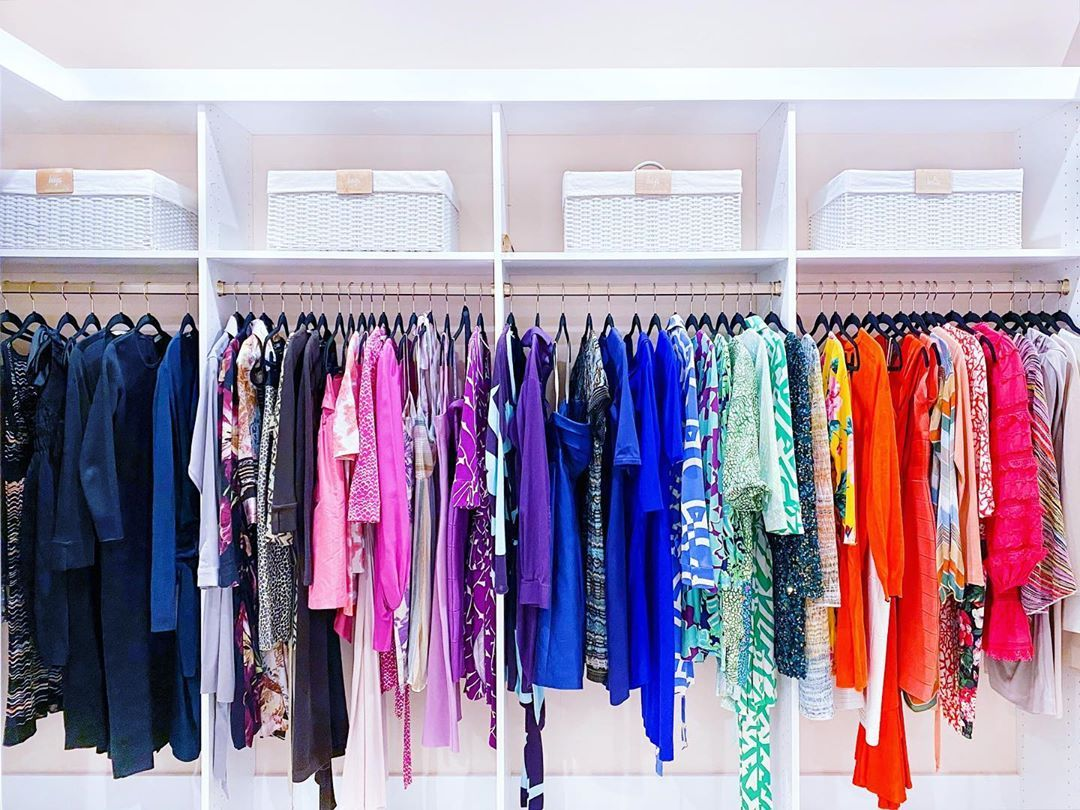Picture of: The Home Edit S Tips For A Clutter Free Closet