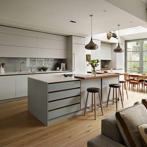 Cocina minimalista - Ideas para decorar la cocina