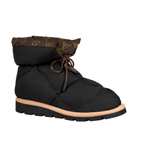 louis vuitton、ルイ・ヴィトン、ピローラインアンクルブーツ、ピロー・ラインアンクルブーツ、アンクルブーツ、pilllow boots、ブーツ