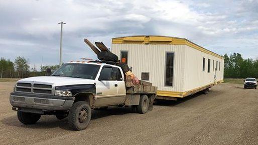 Transport, Vehicle, Property, Car, Asphalt, Tree, Truck, Home, Commercial vehicle, House,