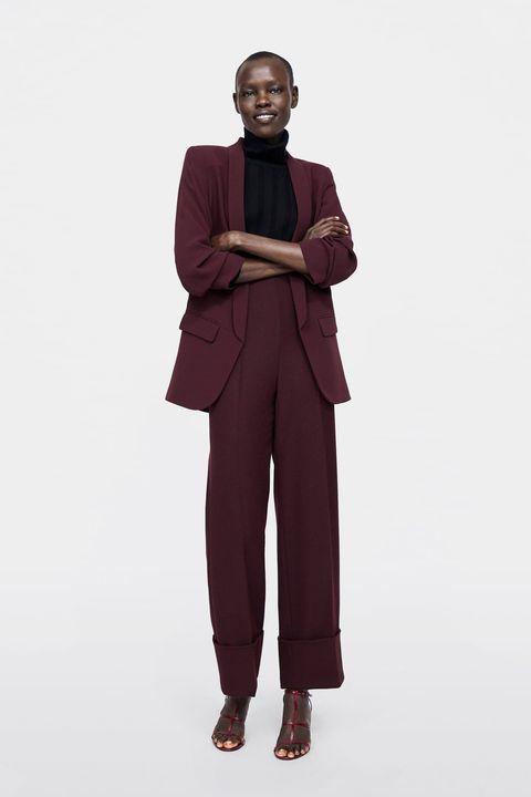 selección asombrosa descuento mejor valorado valor fabuloso Los trajes de chaqueta en clave monocolor: el 'must have' de ...