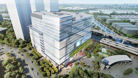 新莊宏匯廣場即將開幕主打zepp演唱會場館、日本第一vr主題樂園「vr zone」、美麗新影城!