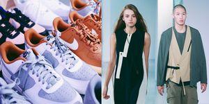 台灣高機能服裝品牌OqLiq把東方太極融入時裝 與Nike合作「卦象版Air Force 1 」前衛又時髦!