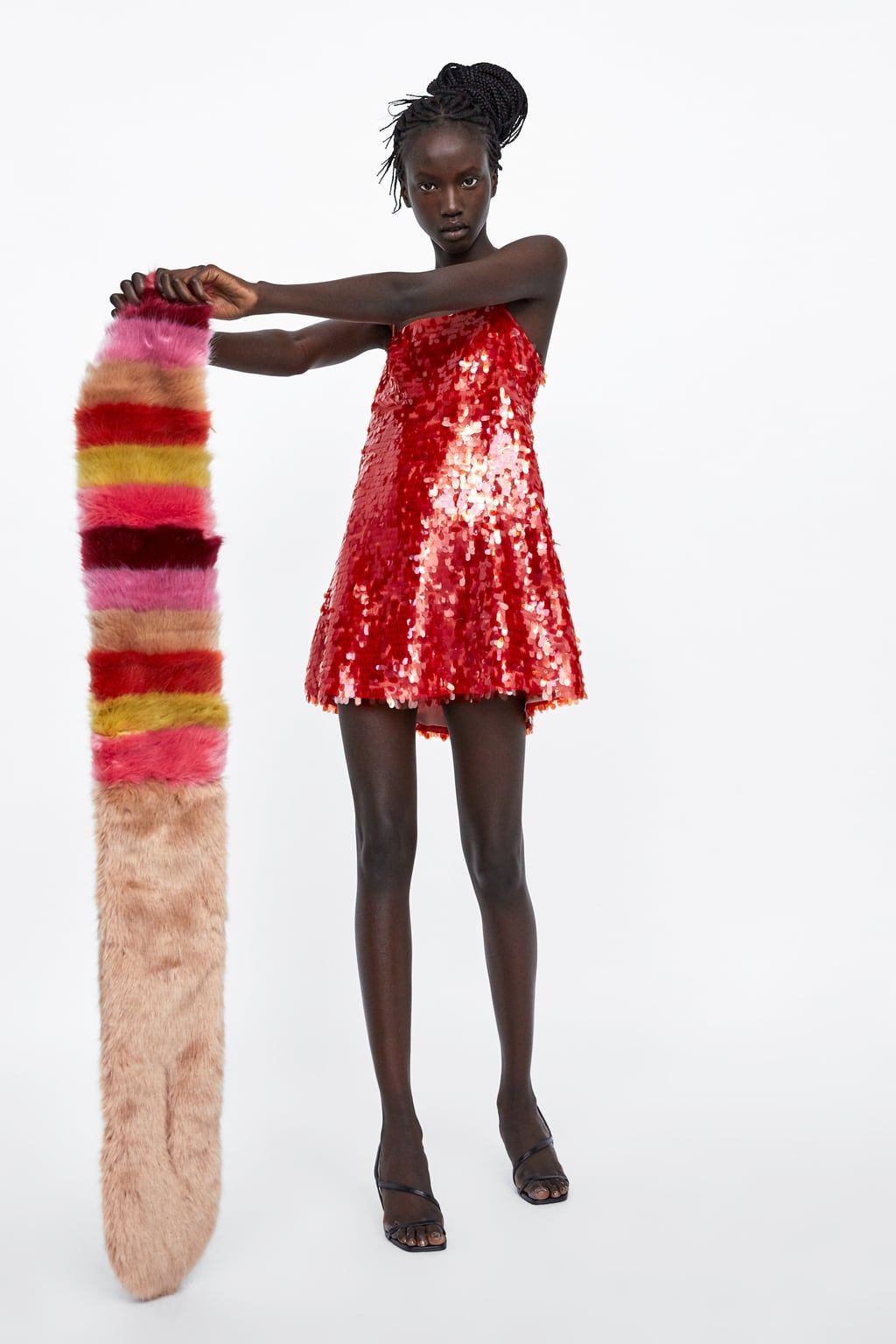 'brillibrilli' Saca Colección De Vestidos Ideales Zara Una 5jLcq34AR