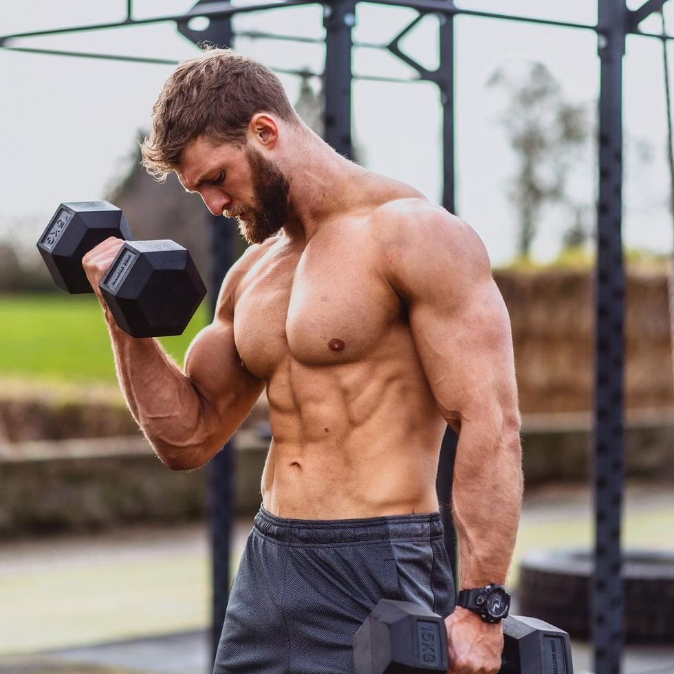 This Workout Delivers a Killer Upper-Body Pump Without Compromising on Functional Gains