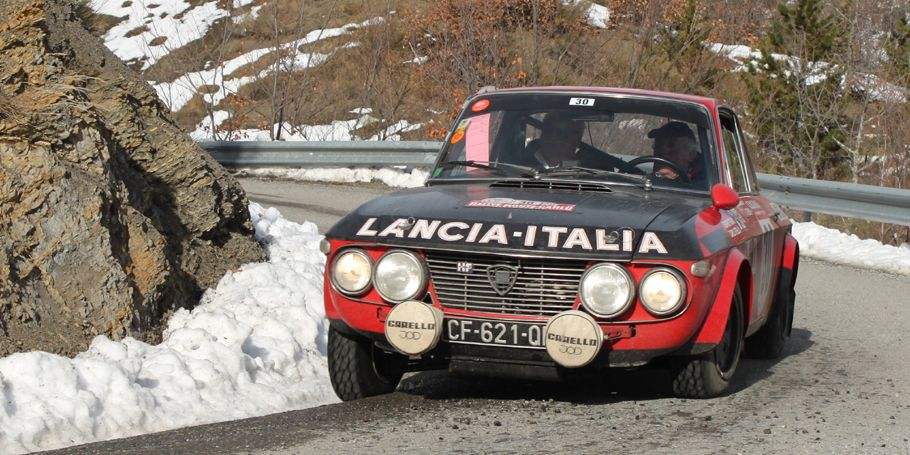 The Fulvia Was Lancia's First Great Rally Car