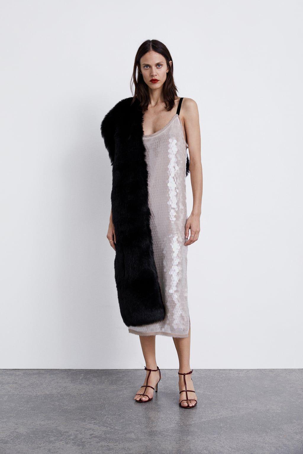 Vestidos de fiesta tienda zara