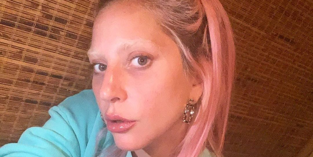 Lady Gaga Looks Absolutely Flawless But Totally Unrecognizable in New No-Makeup Selfie