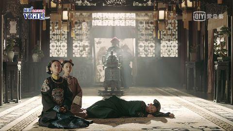 Human body, Sitting, Temple, Scene, Kneeling,