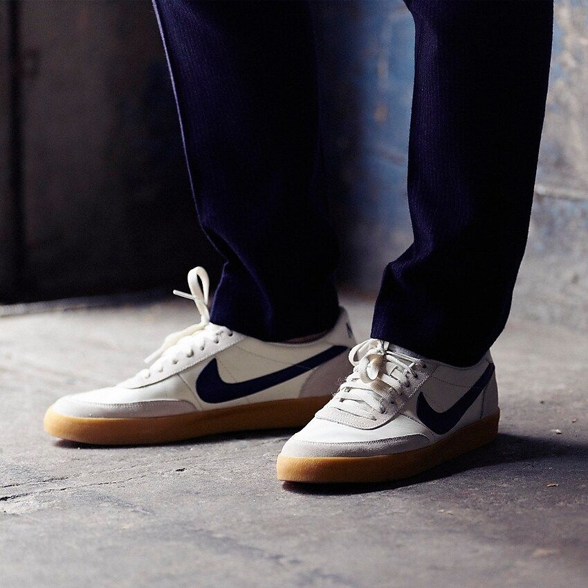 J.Crew Finally Restocked the Nike Killshot 2 Sneakers I Wear Every Single Day