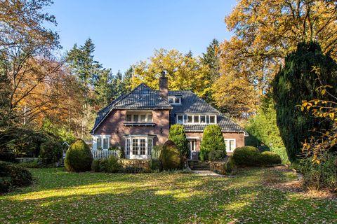 Home, House, Property, Natural landscape, Estate, Real estate, Building, Tree, Leaf, Sky,