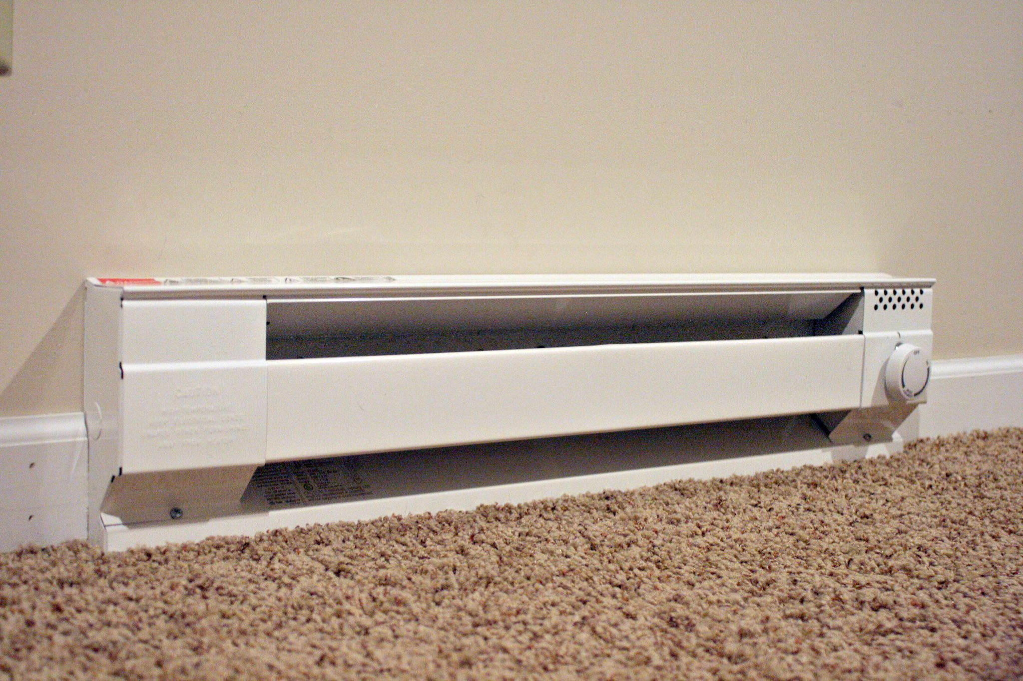 Wiring Baseboard Heaters Parallel