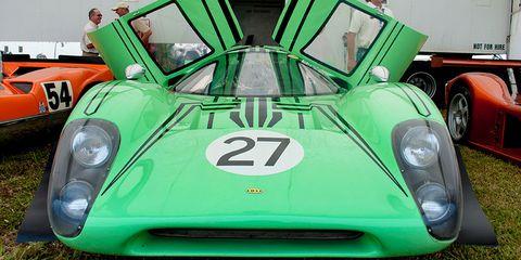 Get Terrified Inside This Lola T70 MkIIIB at Daytona