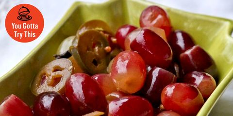 Grapes Taste Better When They're Pickled