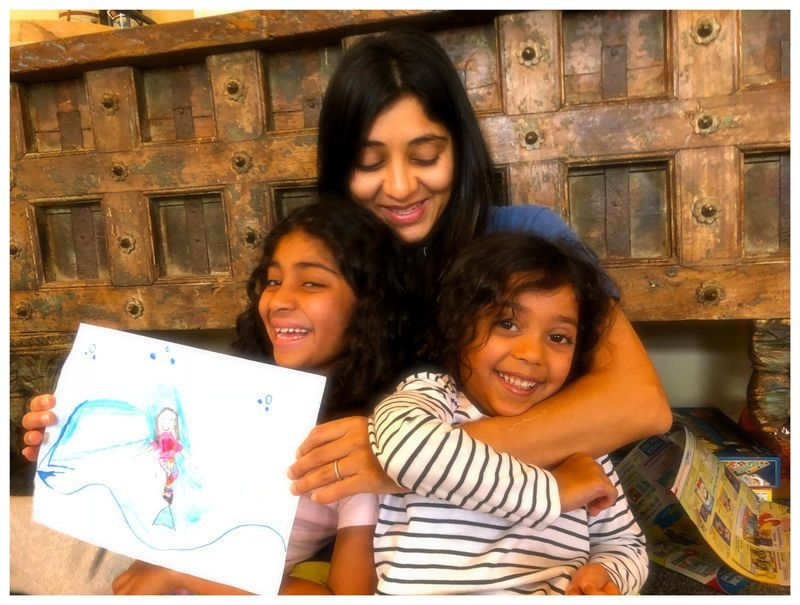 Kids Share Drawings of Their Moms for Mother's Day