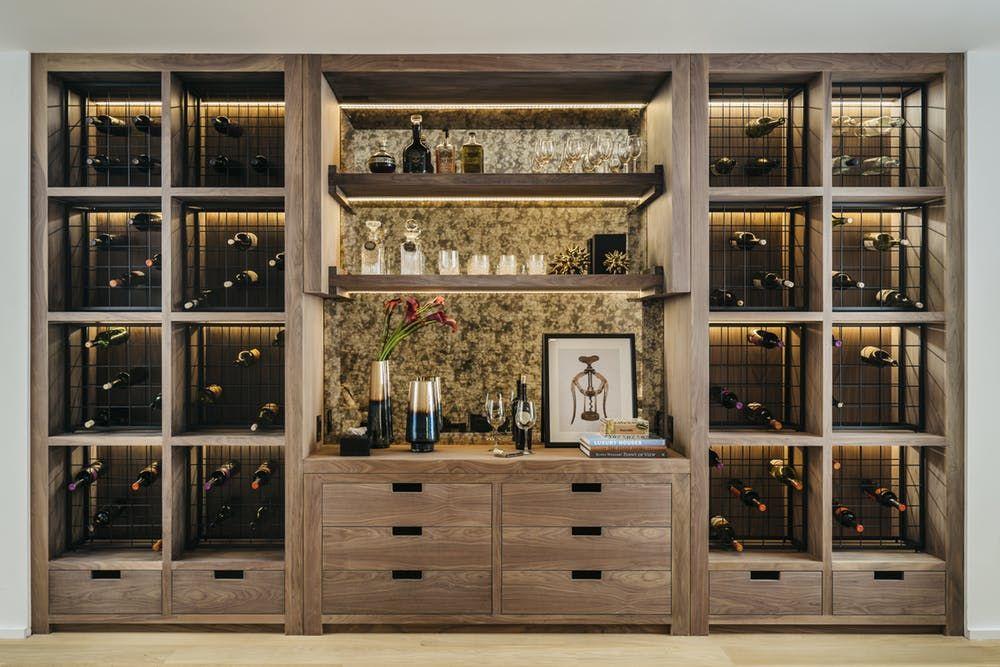Stunning Wine Rooms And Displays Wine Cellar Design Ideas