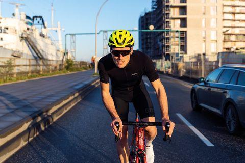 abus, stormchaser, fietshelm, veiligheid, wielrennen, beginner, beginnen, bicycling