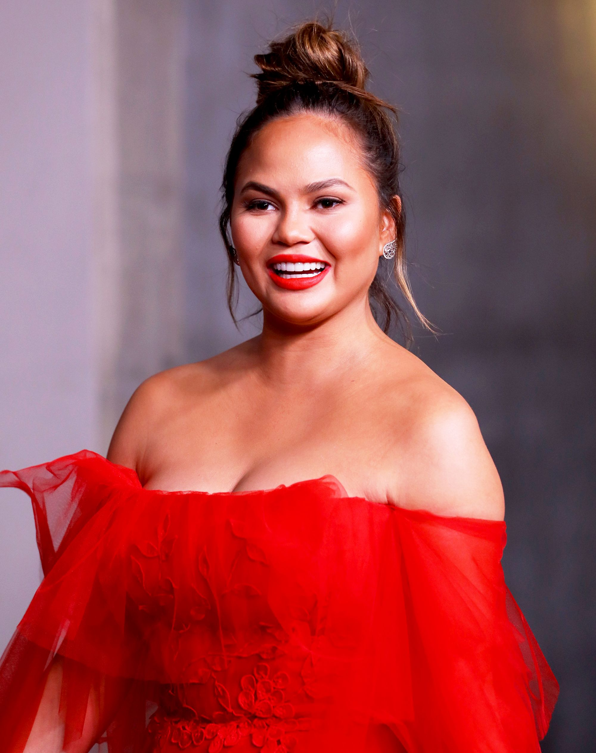 Chrissy Teigen Explained Why She Hasn't Gone to Kanye West's Sunday Service