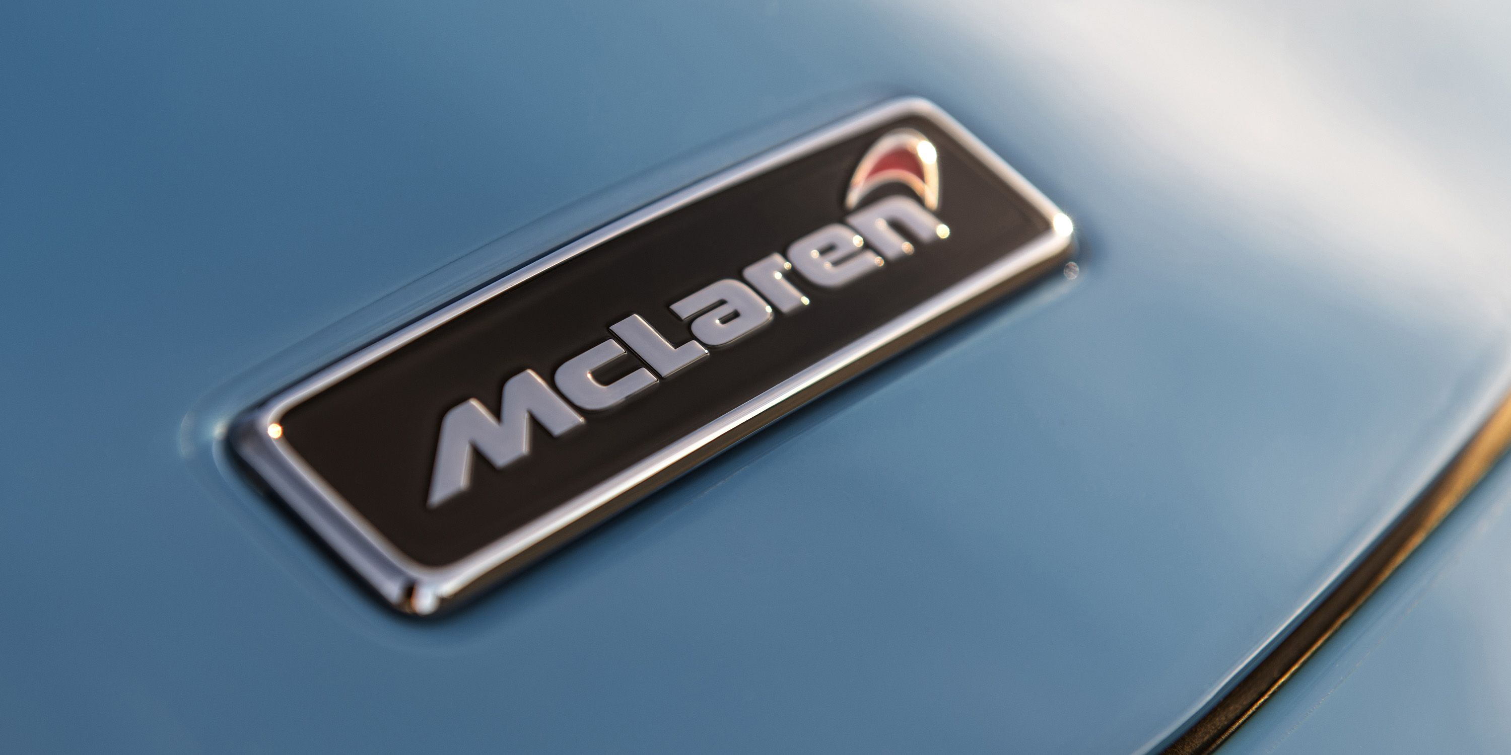 Mclarens Logo Probably Comes From Cigarettes And A Flightless Bird