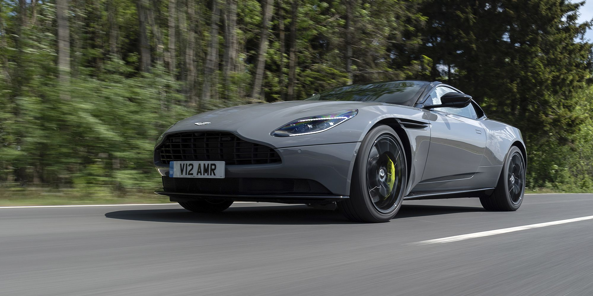 four things you learn driving the aston martin db11 amr