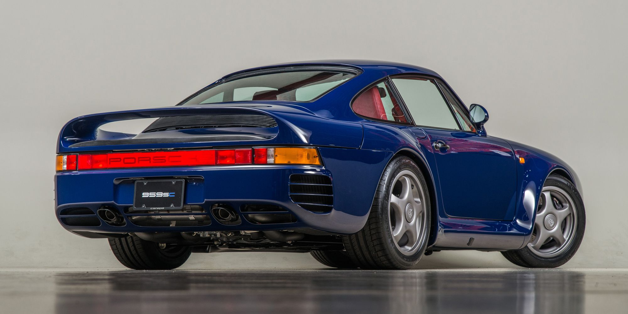 How Canepa Is Making the 959 Better Than New