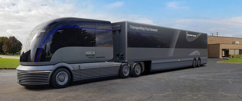 camion hidrogeno hyundai