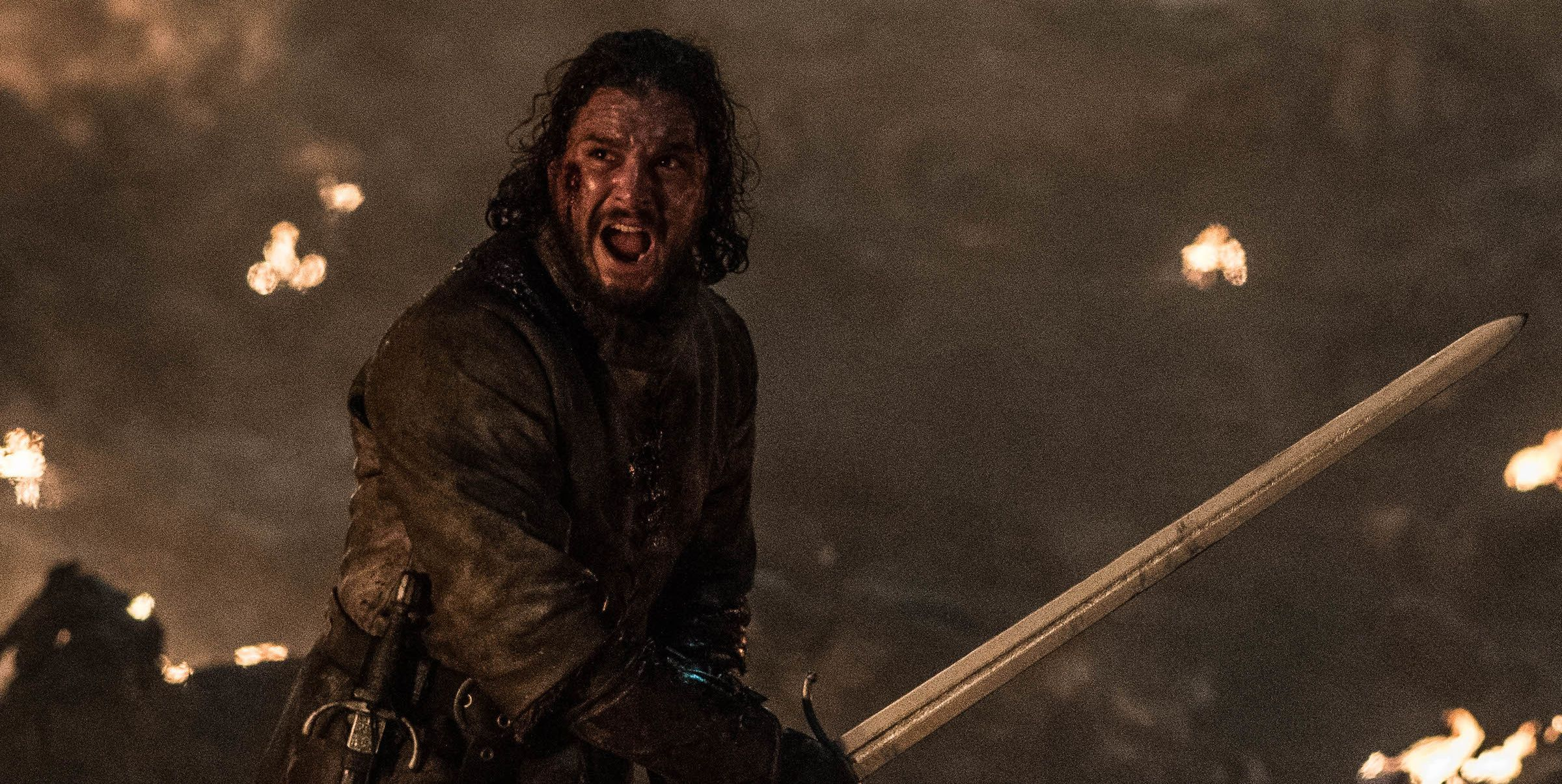 'Game of Thrones' Fans Found Hidden Proof That Jon Snow Helped Arya Kill the Night King