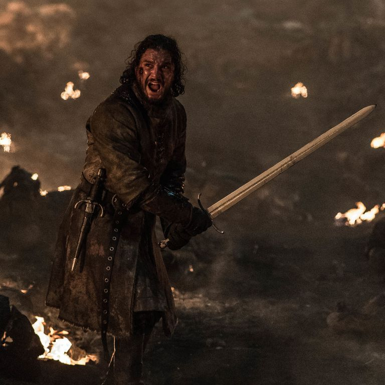 Jon Snow Killed Daenerys in the 'Game of Thrones' Series Finale and Fans Are Rioting