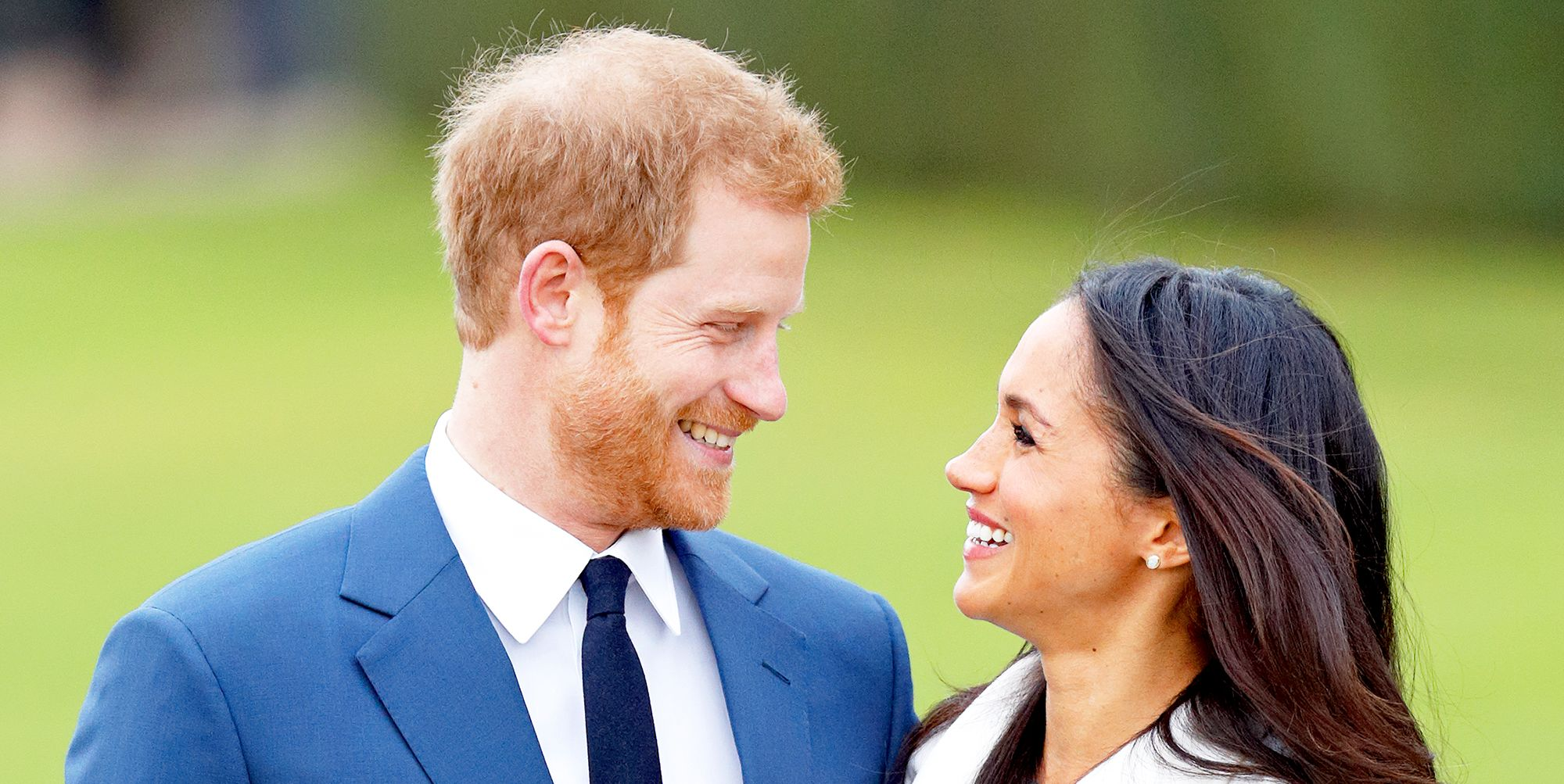 Prince Harry and Meghan Marke