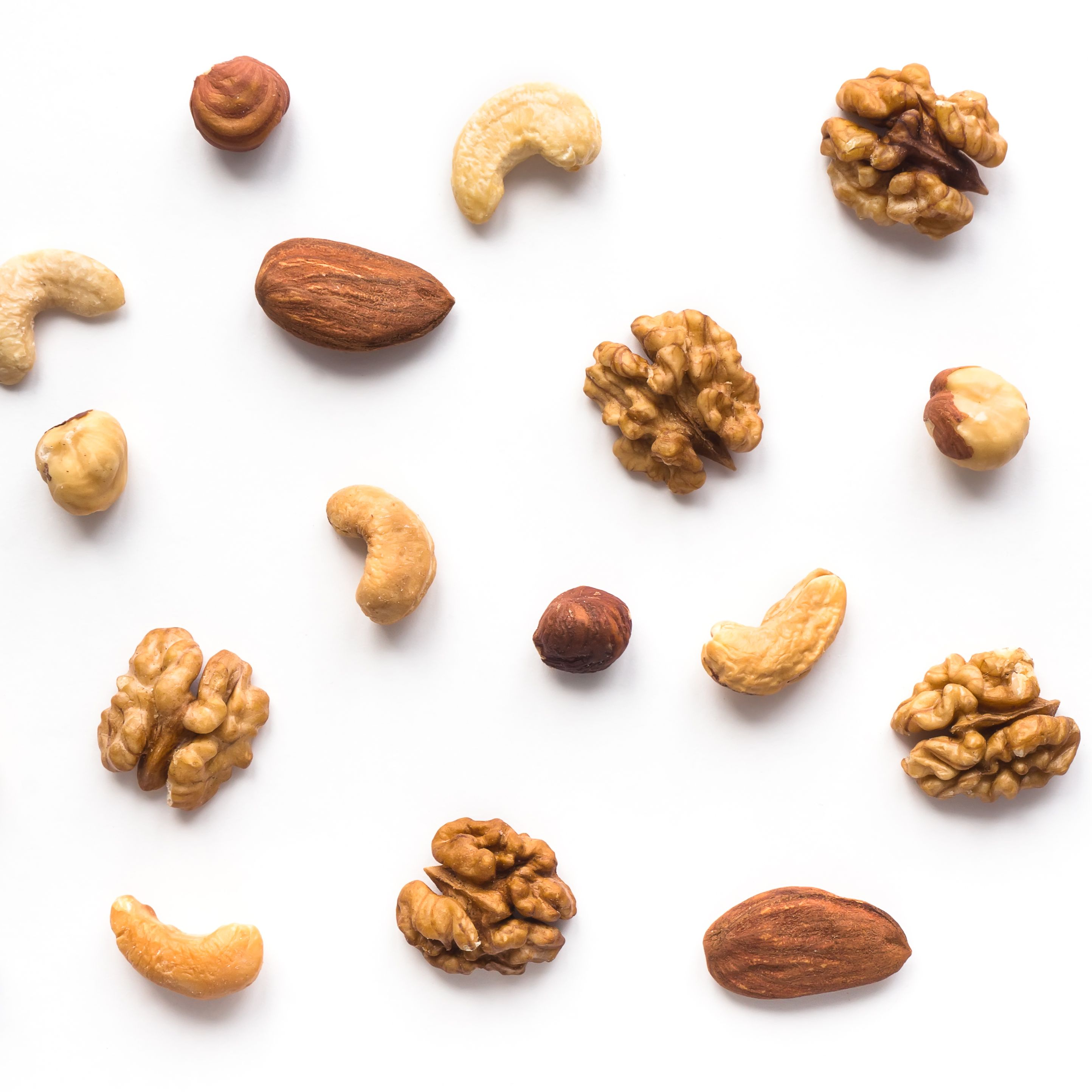 These Are These 5 Healthiest Nuts You Can Eat