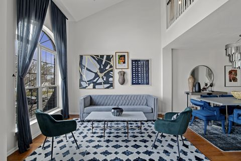 Room, Blue, Interior design, Property, Furniture, Living room, Building, Wall, Home, Floor,