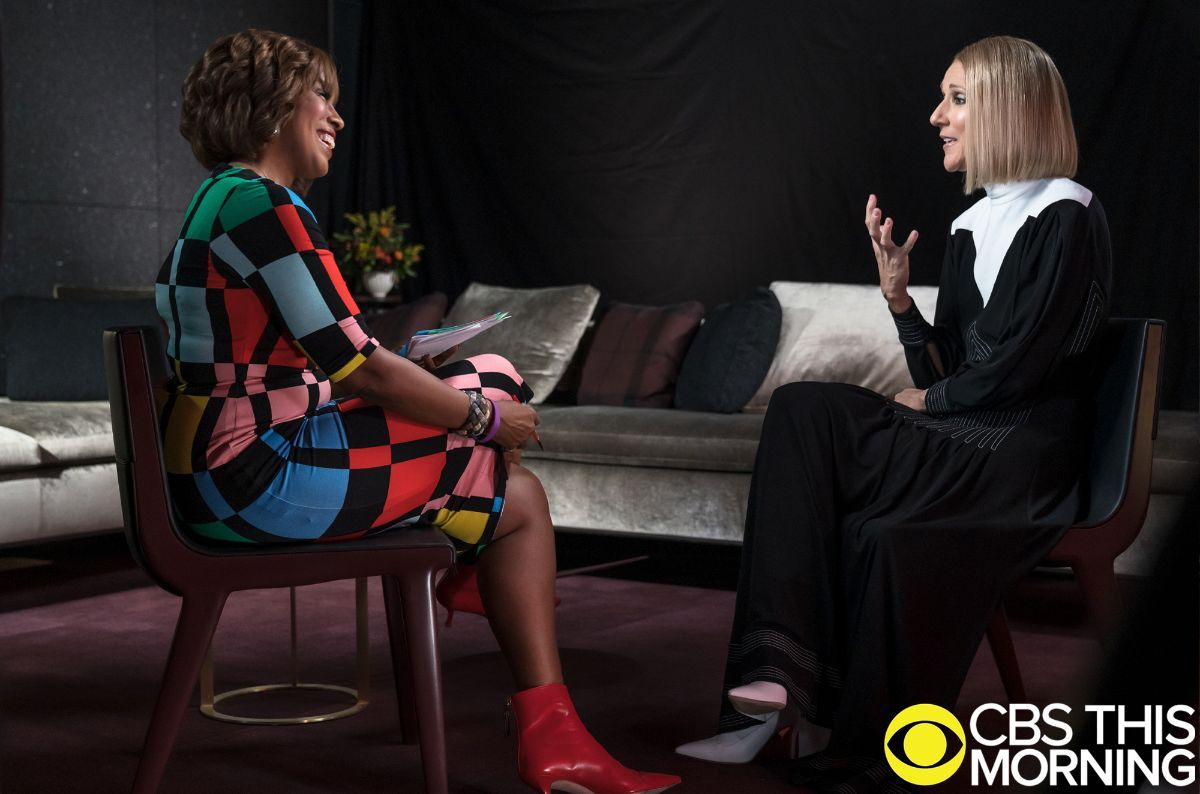 Céline Dion Tells Gayle King What She Misses the Most About Her Late Husband