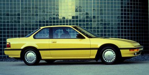 Land vehicle, Vehicle, Car, Coupé, Personal luxury car, Full-size car, Bmw, Sedan, Honda, Classic car,