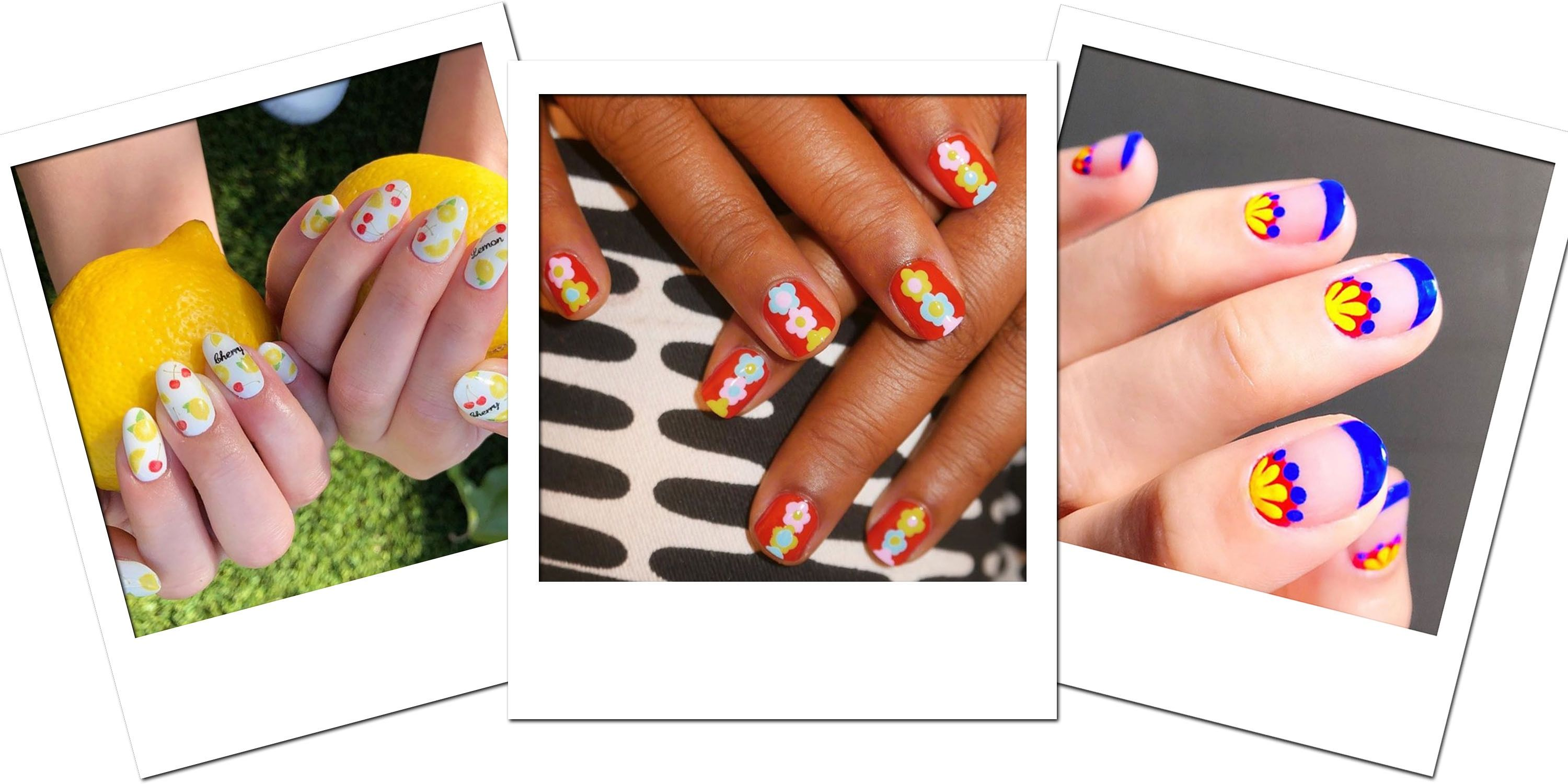 Luxury Nail Art Design: Nail Designs For Summer